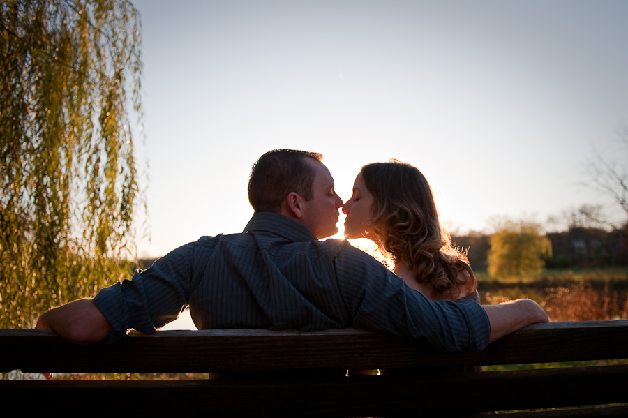 Rita & Ron {Verona Park Engagement Photos}
