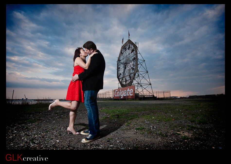 Jersey City Engagement Photos {Lucy & Wally}