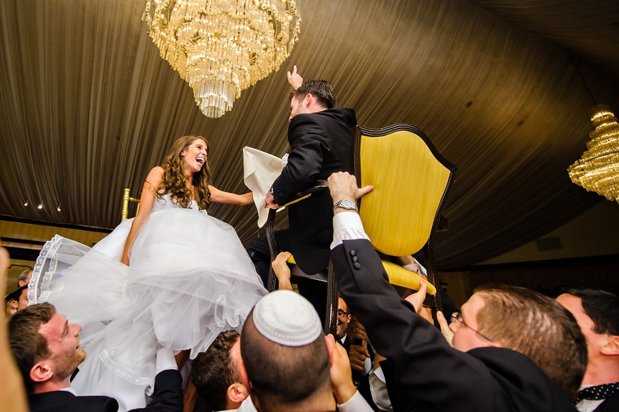 Shelter Rock Jewish Center Wedding Photos | Stephanie + Marty