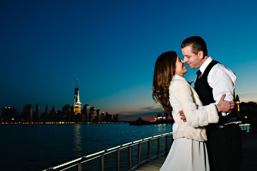 Niki & Vic's Hoboken Waterfront Wedding