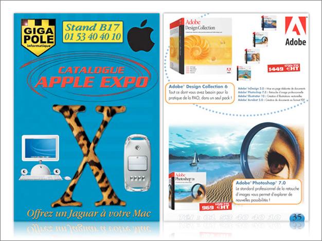 Catalogue Apple Expo
