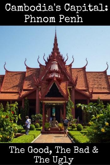 Phomn Penh, Cambodia
