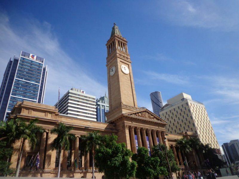 Image of Brisbane City Hall