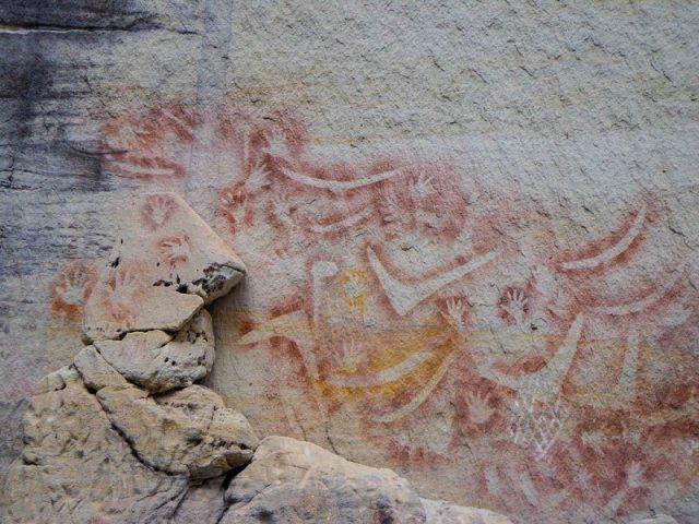 carnarvon gorge aboriginal art gallery