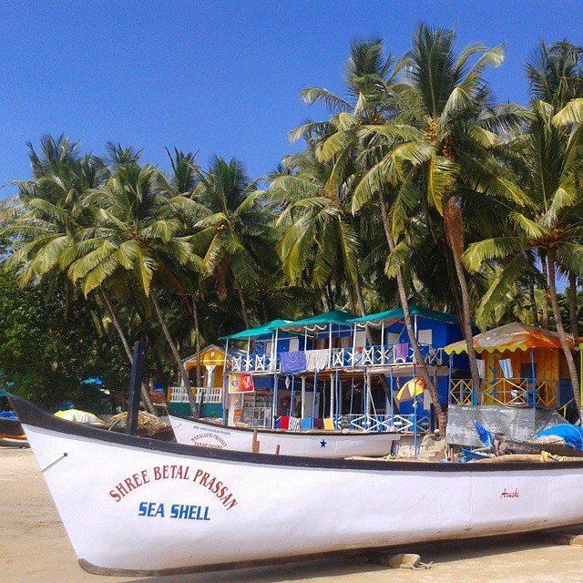 palolem beach huts goa