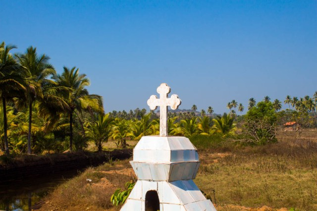 Religion and history are everywhere when you explore Goa