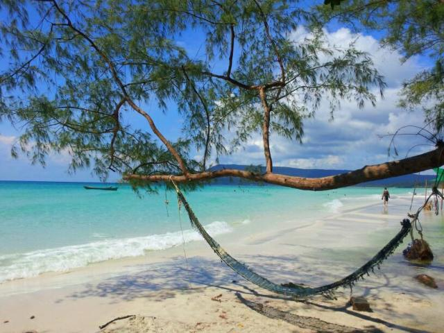 Koh Rong in Cambodia is a tropical paradise in one of the cheapest countries in the world