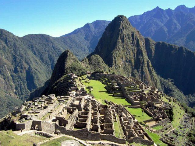 Magnificent Machu Picchu is the biggest attraction in Peru