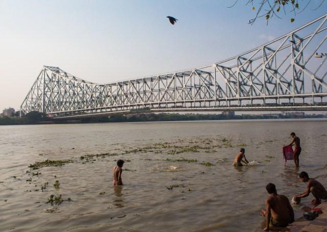 Hooghly Bridge, Kolkata