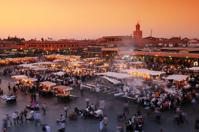 Marrakesh, Morocco is an affordable escape close to Europe