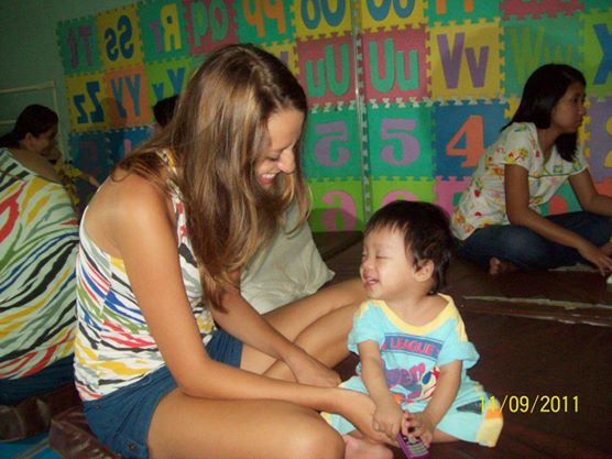 Volunteering at an Orphange in the Philippines