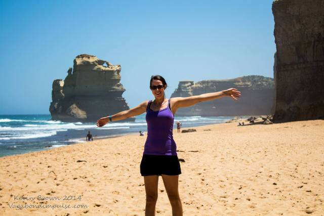 Traveling the Great Ocean Road