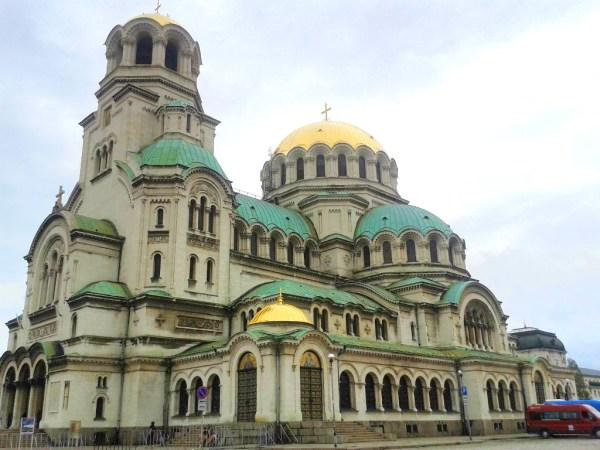 Aleksander Nevski Cathedral in Sofia