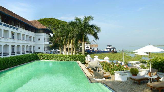 Brunton Boatyard Hotel in Fort Cochin