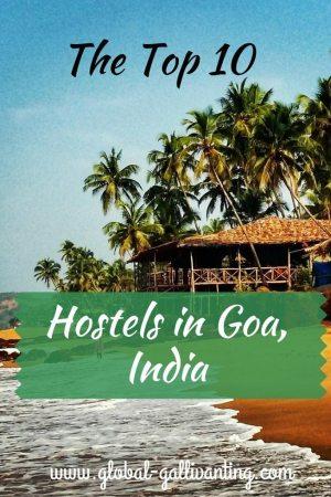 Top 10 Hostels in Goa, India