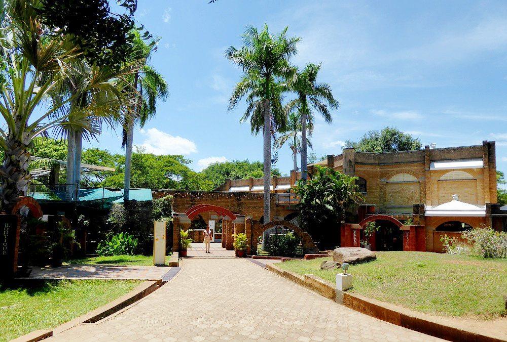 Auroville visitors center