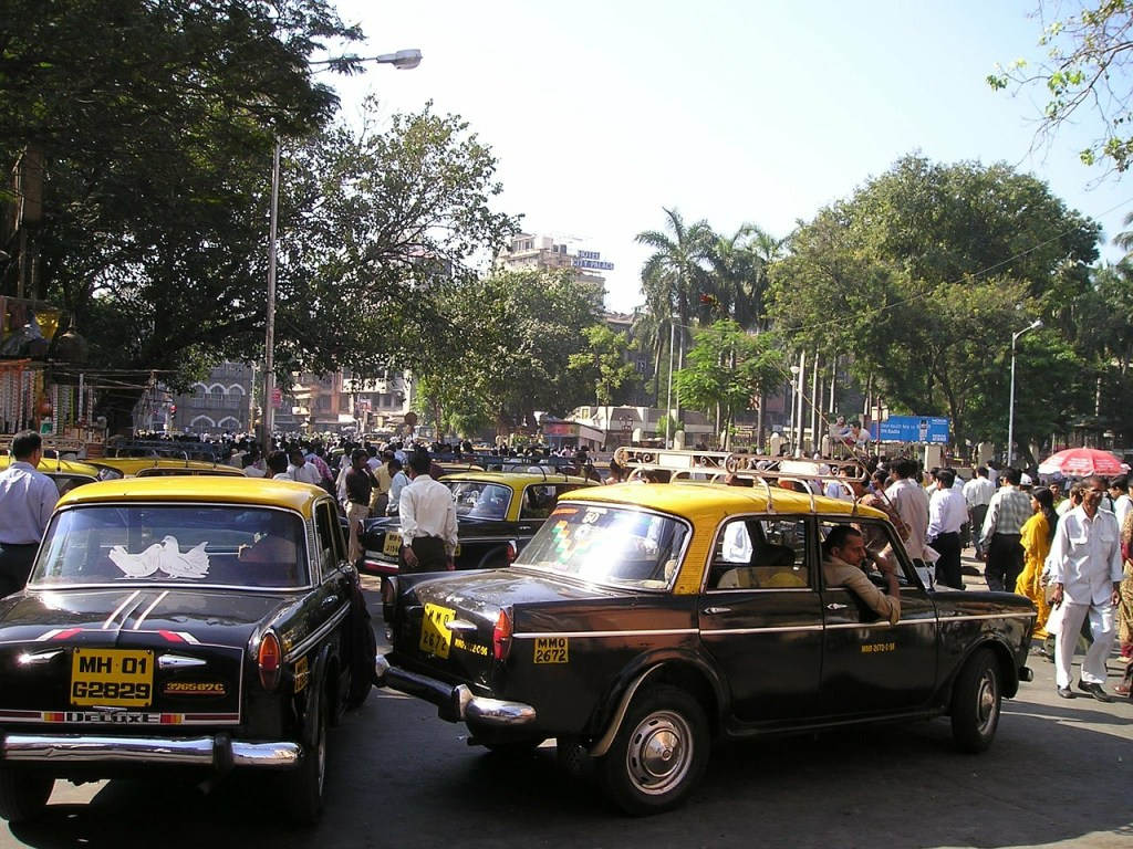 Taxis in India are notourious for ripping off tourists