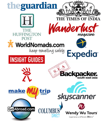 Global Gallivanting is featured in