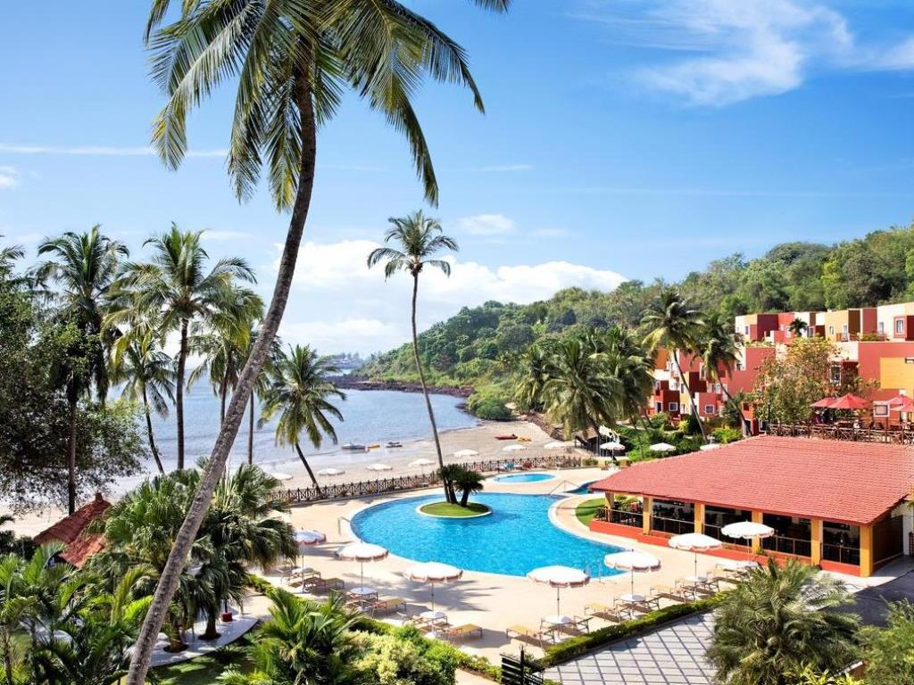 cidade de Goa in panjim is one of the best luxury hotels in goa