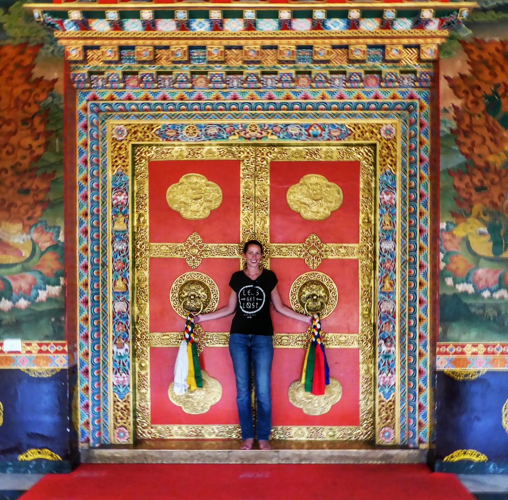 My Experience Discovering Buddhism At Kopan Monastery Kathmandu Nepal Global Gallivanting Travel Blog