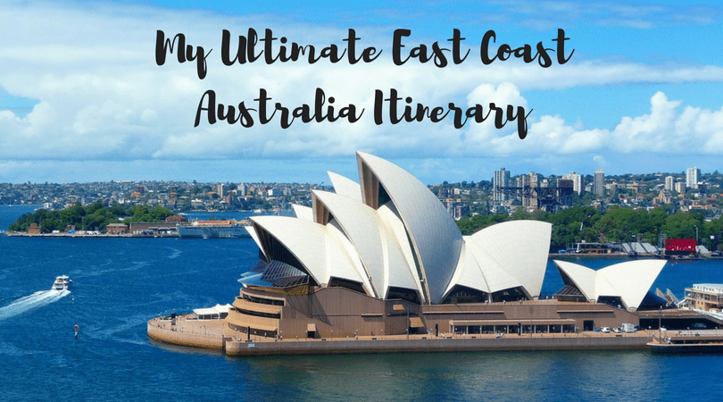 The Perfect East Coast Australia Road Trip Itinerary Global Gallivanting Travel Blog