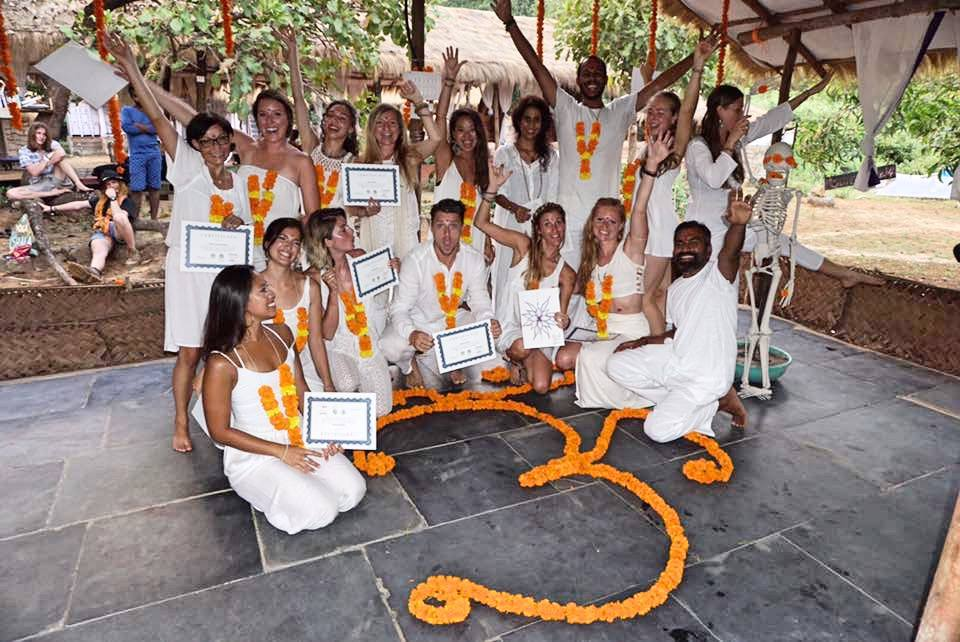 earth yoga vilage yoga teacher training in india goa
