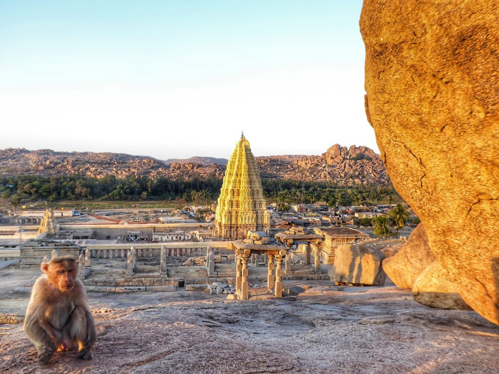 Hampi, a historical highlight of our south India 2 week itinerary