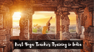 Best places for yoga teacher training in India