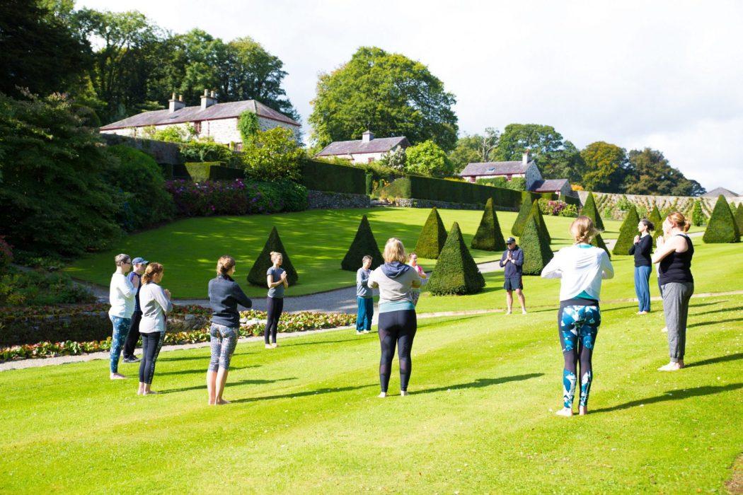 zest yoga Best UK yoga retreats