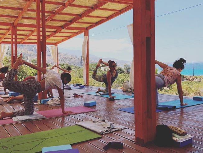 conscious yoga academy greece