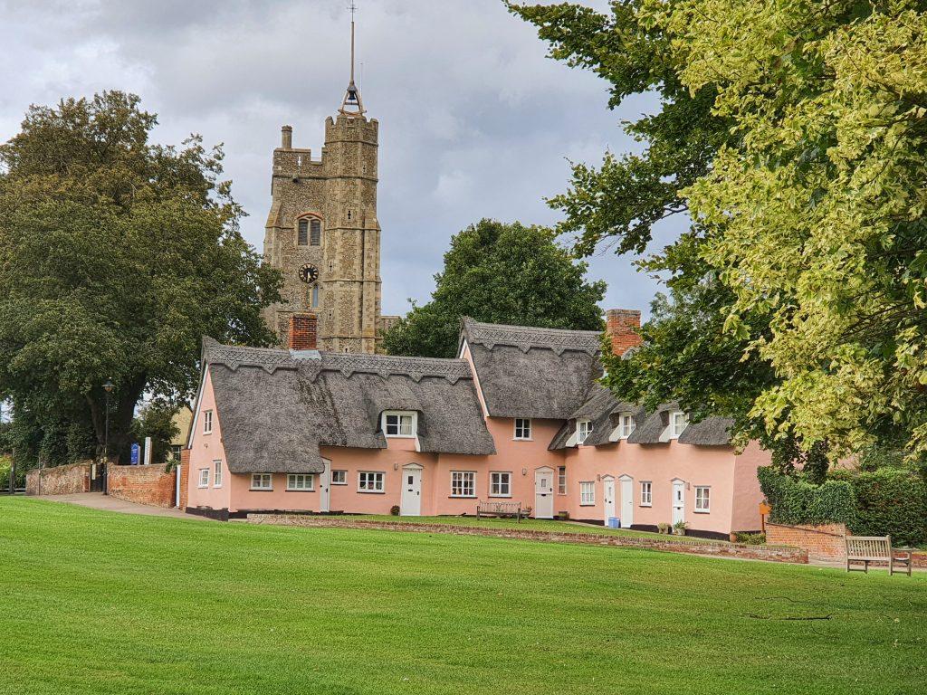 Cavendish Village, Suffolk