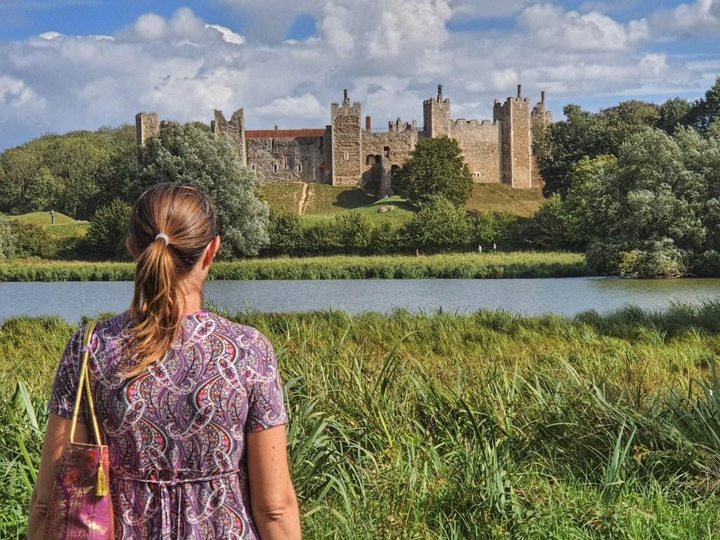 framlingham castle suffolk