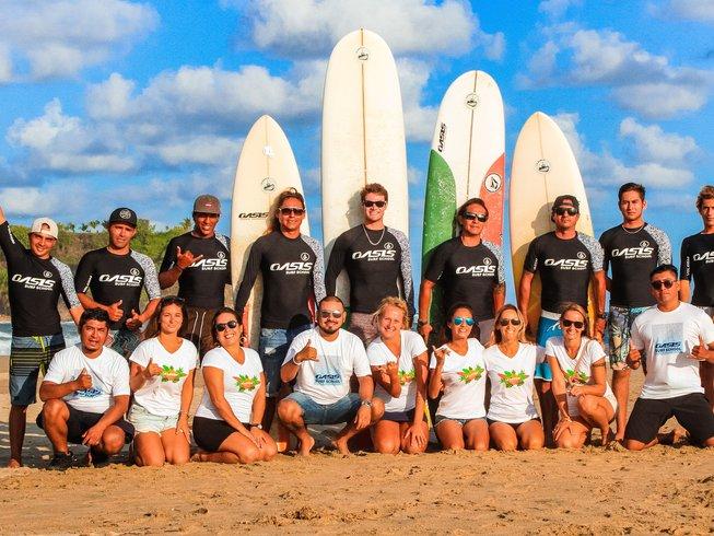 Oasis Surf Camp, Puerto Escondido