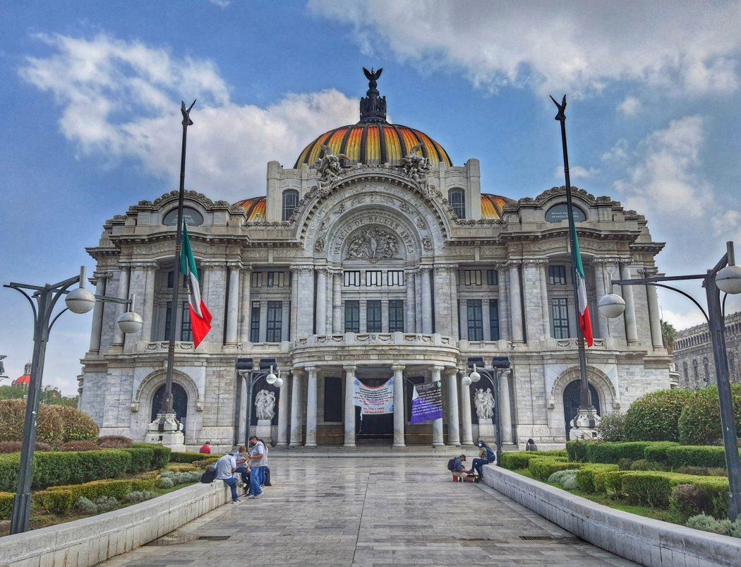 Palacio Des Bellas Artes Mexico City