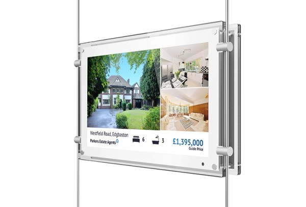 Digital Rod Displays