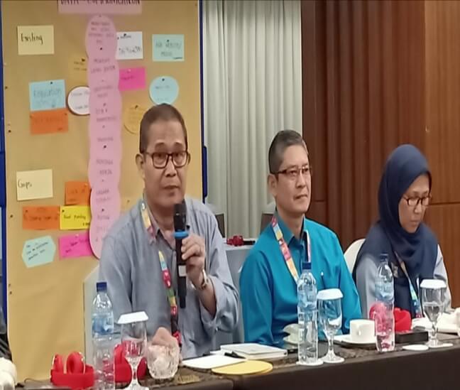 Mr. Drs. Agus Bachtiar, M.Pd West Java Manpower Office