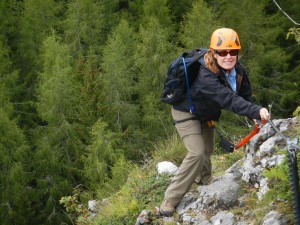 hike alps dolomites italy