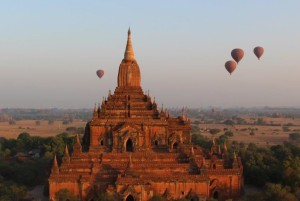 top places visit myanmar