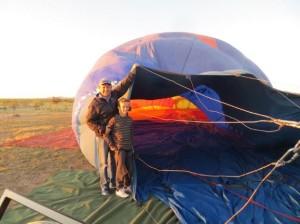 arizona hot air balloon rides
