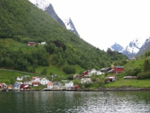 quick trip norway fjords