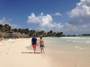 best beaches tulum mexico