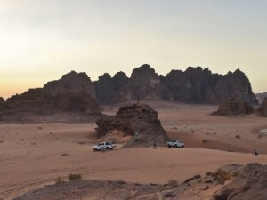Jordan travel adventure