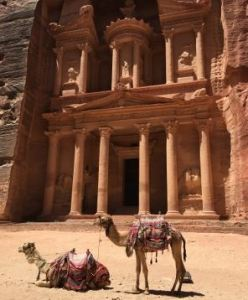 Jordan travel adventure