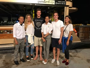 Suppanigga Cruise Thailand