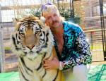 Joe 'Exotic' Schreibvogel with privately owned tiger