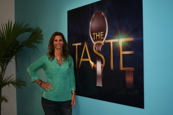 "Dayna McLead became the first vegan chef to appear on a primetime cooking show after being featured on ABC's reality cooking show, ""The Taste."" Photo Credit: Dayna McLeod"