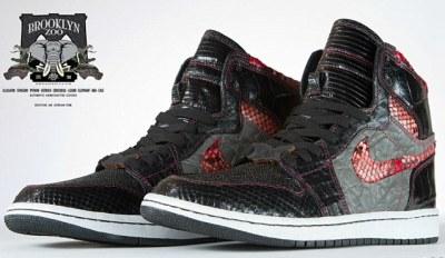 Jay Z's Air Jordans.
