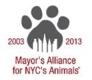 Mayor's Alliance for NYC's Animals logo