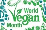 World Vegan Month November