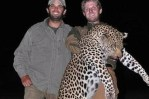 Donald Trump Sons, Brothers Eric and Donald Jr. hunt and kill wild leopard